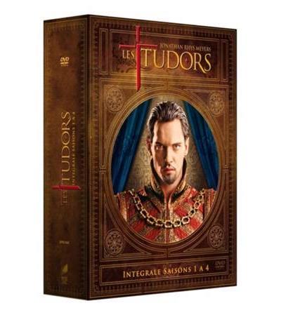 The Tudors - Coffret intégral des Saison 1 à 4
