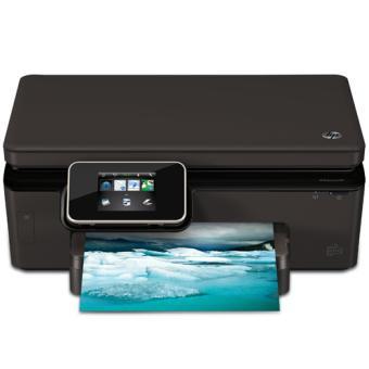 imprimante hp photosmart 6525 e tout en un multifonctions. Black Bedroom Furniture Sets. Home Design Ideas