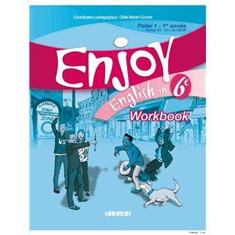 fnac workbook enjoy english 4e