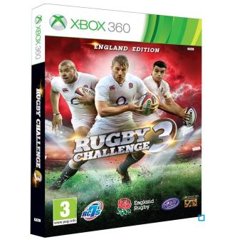 rugby challenge 3 xbox 360 sur xbox 360 jeux vid o achat prix fnac. Black Bedroom Furniture Sets. Home Design Ideas