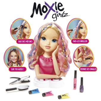t te coiffer moxie girlz magic hair avery giochi. Black Bedroom Furniture Sets. Home Design Ideas