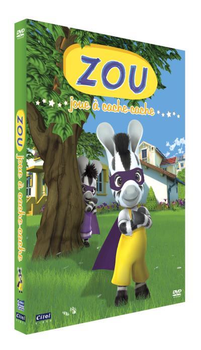 Volume 7 : Zou joue à cache cache ! DVD