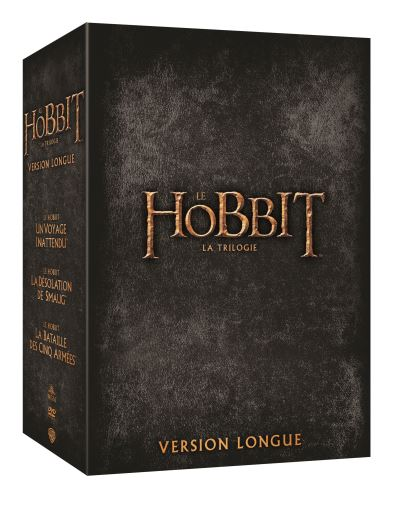 Le Hobbit : La Trilogie (Version longue) - Coffret DVD