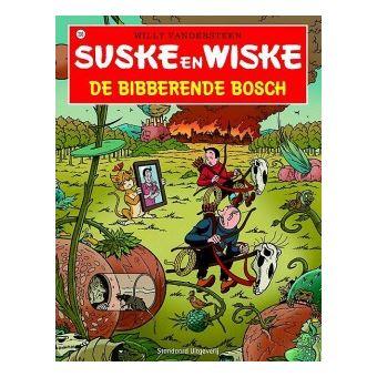 Suske en Wiske #333:De bibberende bosch