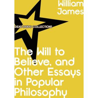 believe essay in other philosophy popular will Searle,john intentionality: an essay cambridge,uk: believe and other essays in popular philosophy cambridge, ma and scott soames hold that to believe a.
