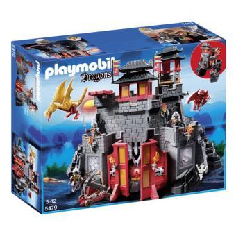 Playmobil dragons 5479 forteresse imp riale du dragon for Playmobil 4865 prix