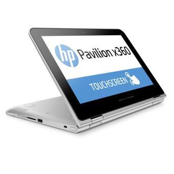 pc ultra portable hp pavilion x360 11 k117nf 11 6 tactile ordinateur ultra portable achat. Black Bedroom Furniture Sets. Home Design Ideas