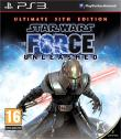 Star Wars Force Unleashed Sith Edition PS3