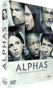 Alphas - L'intégrale de la saison 2 (DVD)