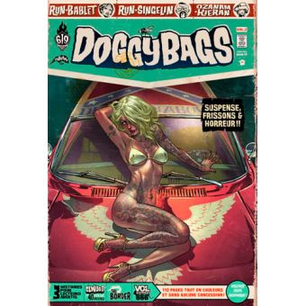 Doggybags tome 2 doggybags run florent maudoux guillaume singelin broch achat livre - Pince monseigneur prix ...