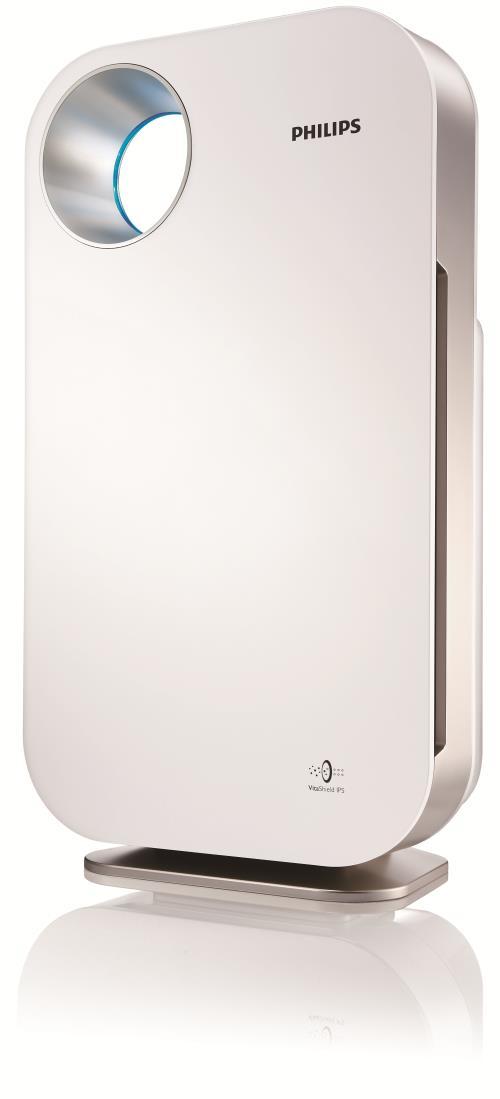 Purificateur d´air Philips AC4072/11 avec filtre multi-couche 47W Blanc pour 475€