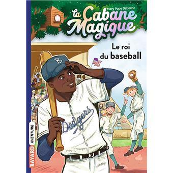 Cabane Magique - Le roi du baseball Tome 51 : La cabane magique