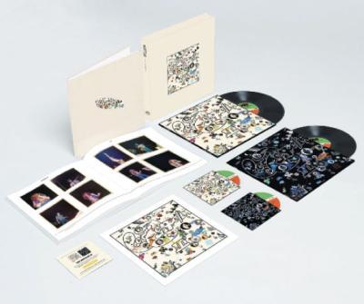 Led Zeppelin III Edition Super Deluxe 2 CD + 2 LP