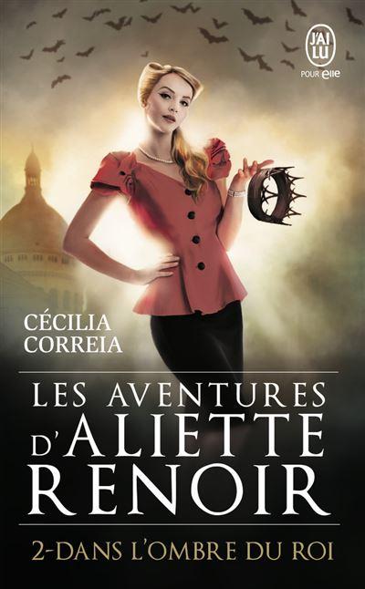Les aventures d'Aliette Renoir - Cécilia Correia [Série en cours] 1507-1