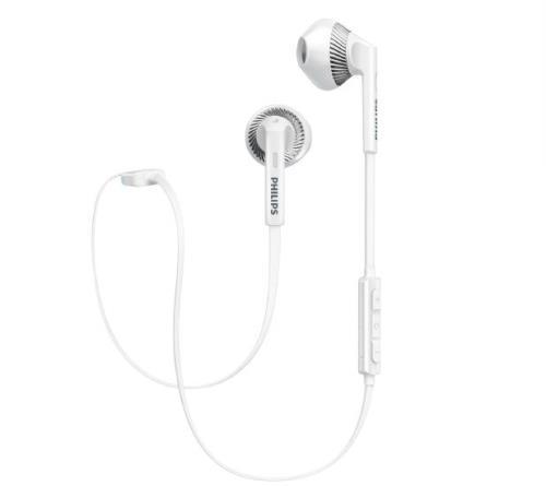 Ecouteurs Philips MyJam FreshTones Bluetooth Blanc