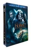 Le Hobbit : un voyage inattendu - version longue - Blu-ray 3D / Blu-ray / DVD / DIGITAL Ultraviolet - Edition Steelbook limitée (Blu-Ray)