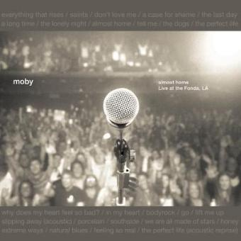 Moby – Almost Home: Live at the Fonda, LA (2014)