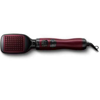brosse soufflante philips stylecare brushing autocurl bha840 00 800w bordeaux et noir achat. Black Bedroom Furniture Sets. Home Design Ideas