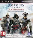 Assassin's Creed Un nouveau monde La Saga Am�ricaine PS3 - PlayStation 3
