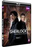 Sherlock Coffret intégral de la Saison 3 Exclusivité Fnac Blu-Ray (Blu-Ray)
