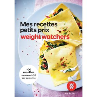 mes recettes petit prix weight watchers poche collectif achat livre prix. Black Bedroom Furniture Sets. Home Design Ideas