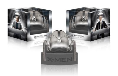 X-Men - Wolverine L?intégrale Coffret Collector 7 Films Blu-Ray Edition CEREBRO Limitée