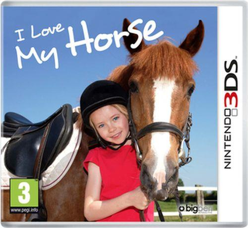 I Love My Horse - Nintendo 3DS