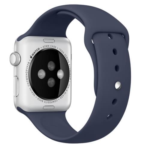 Comporte un bracelet pouvant être adapté aux tailles S/M ou M/L