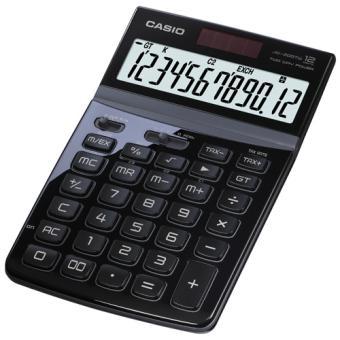Casio calculatrice jw 200tw gamme design noire for Calculatrice prix
