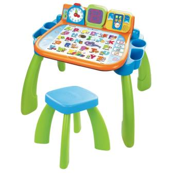 vtech magi bureau interactif 3 en 1 jeu d 39 veil achat prix fnac. Black Bedroom Furniture Sets. Home Design Ideas
