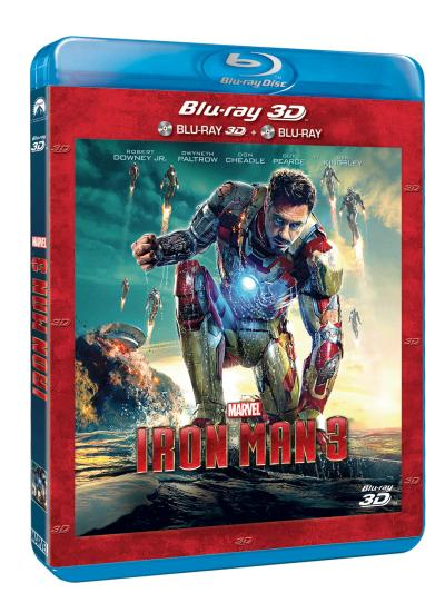 Iron Man 3 [DVD-R]   [MULTI]