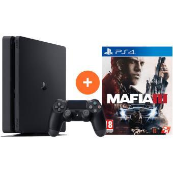 PS4 1TB + MAFIA III MIX