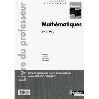 Mathematiques 1e stmg (inter)