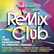 Compilation-Fun remix club 2015 - 3 CD