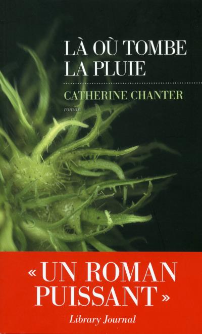 Catherine Chanter - La ou tombe la pluie