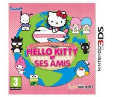 Tour du monde avec Hello Kitty et ses amis 3DS - Nintendo 3DS