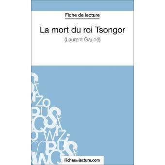 Dissertation la mort du roi tsongor