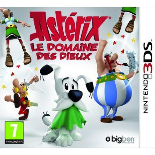 Ast�rix Le Domaine des Dieux - Nintendo 3DS