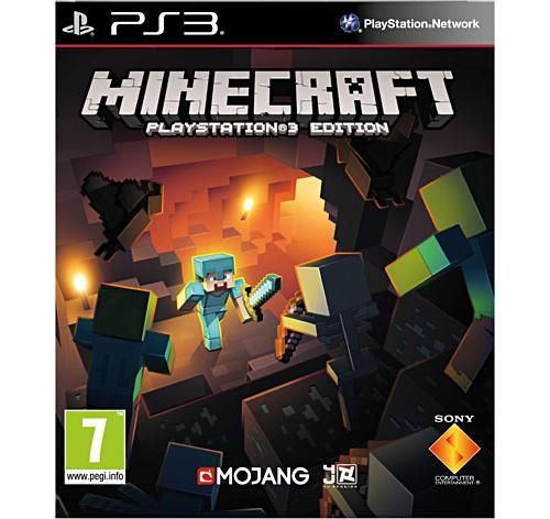Minecraft PS3 - PlayStation 3