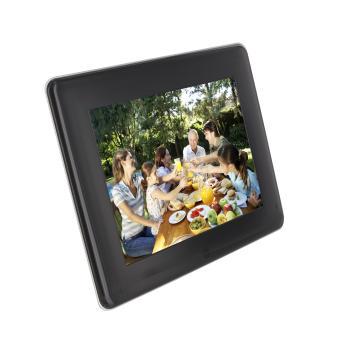 cadre photo num rique dxf800 techfive 8 noir cadre 8 pouces achat prix fnac. Black Bedroom Furniture Sets. Home Design Ideas