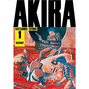 Akira - Akira, Edition originale noir et blanc T1