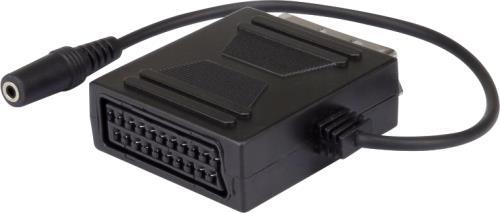Fnac.com : Adaptateur On Earz Cable Gear Péritel vers Audio Jack 3.5 mm Noir - Connectique Audio / Vidéo. Achetez en ligne parmi un grand choix de produits high-tech. Remise permanente de 5% pour les adhérents.