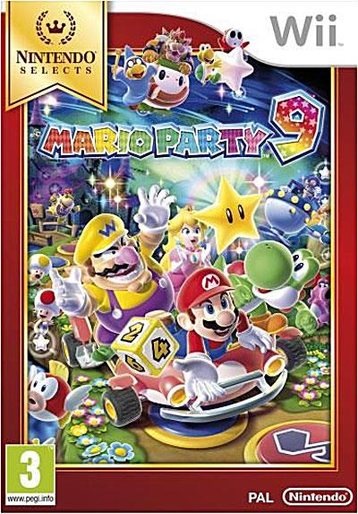 Mario Party 9 Gamme Selects - Nintendo Wii