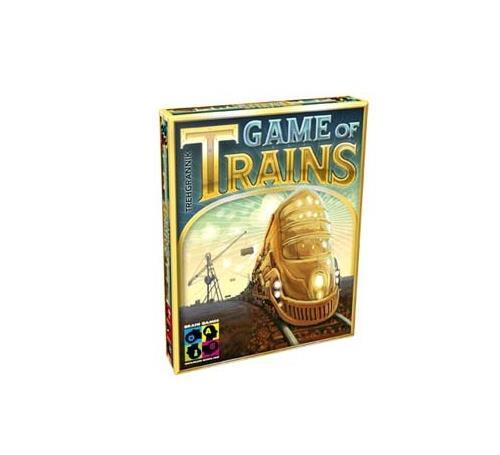Les joueurs ont un train devant eux. Ce train est constitué d´une locomotive et de 7 wagons qui sont rangés dans l´ordre décroissant. Le but? Être le premier à les ranger dans l´ordre croissant. À son tour, on peut piocher un nouveau wagon pour remplacer