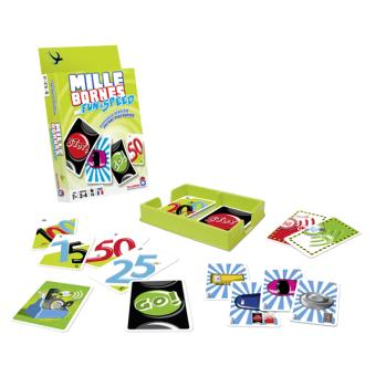 mille bornes fun et speed jeu de cartes acheter sur. Black Bedroom Furniture Sets. Home Design Ideas