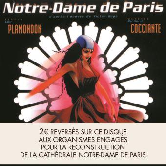 Notre dame de paris luc plamondon richard cocciante cd album achat prix fnac - Richard cocciante album coup de soleil ...