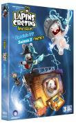Les Lapins Crétins Saison 3 Volume 1 DVD