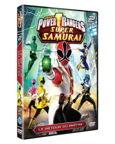 Super Samuraï 2 : Le retour du Maître DVD