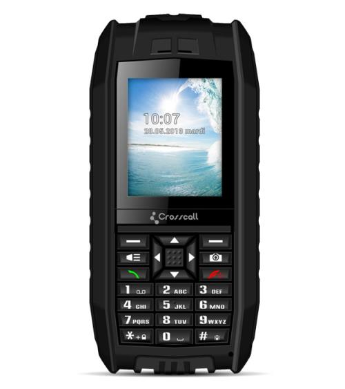 Téléphone mobile Crosscall Shark V2 Noir SHARK