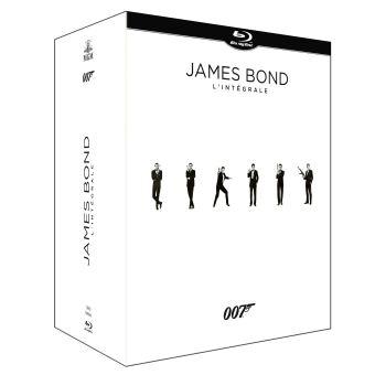 james bond james bond 24 films blu ray coffret dvd blu ray martin campbell campbell. Black Bedroom Furniture Sets. Home Design Ideas
